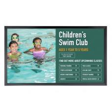 "LG 49TA3E Signage Built-in Touch Display 49"" 450nit 24/7 10 points"