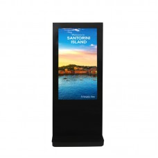 Floor stand for LG 55XE4F Outdoor monitor