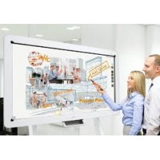 "Ricoh Interactive Whiteboard D5510 55"" LCD Display FHD Backlight LED system"