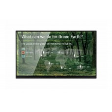 """LG 75TR3BF Interactive Monitor Touch UHD 75"""" 330nit"""