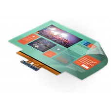 """Displax Skin Ultra, from 30"""" to 105"""""""
